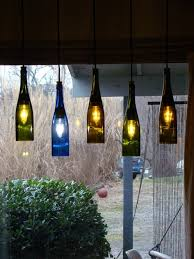 wine bottle lighting. Wine Bottle Lighting