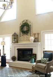 decor above fireplace fireplace mantel decor ideas best fireplaces images on image gallery wall decor above