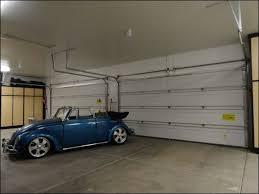 8 foot tall garage door
