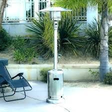heat lamp patio best outdoor small heater propane heaters tabletop h indoor costco