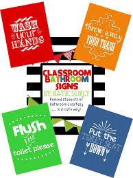 printable bathroom signs for kids. Brilliant Bathroom Classroom Bathroom Signs Preview In Printable Bathroom Signs For Kids O
