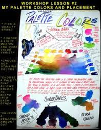 Tom Lynch 100 Watercolor Workshop Lesson Charts 12 Best Watercolor Pallet Images Watercolor Watercolor