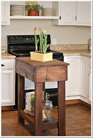 Amazing Rustic Kitchen Island DIY Ideas 17 Diy Home Creative