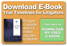 Litigation Timeline Template How To Make Powerpoint Trial Timelines Feel More Like A Long