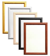 details about dome shape frames wood finish photo picture poster frame large multiple sizes