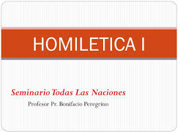 homiletica ppt homiletica i powerpoint presentation id 6206685