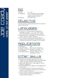 Programmer Resume Sample Resume Programming Resume Examples High Definition Wallpaper 90