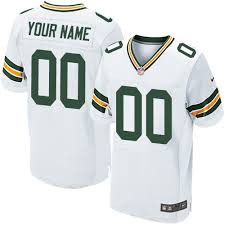 Packers Men's Green Customized Bay Green
