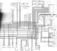 wiring diagrams honda cbr kappa motorbikes 600 diagram 1996 yamaha vmax 600 wire diagram