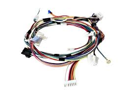 washing machine cable wire harness assembly accoridng to washing machine cable wire harness assembly