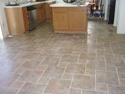 Kitchen Ceramic Tile Flooring Ceramic Kitchen Flooring All About Flooring Designs