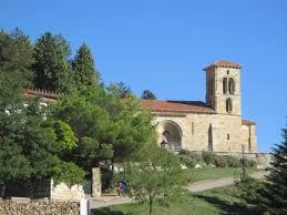Resultado de imagen de aguilar de campoo ermita santa cecilia