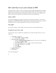 Bunch Ideas Of Doc Format Resume Cool Cover Letter Document Control