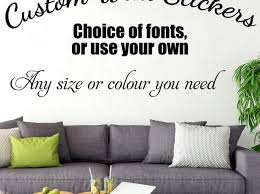 custom made wall stickers south africa