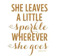 The Sparkle Will Live On Short And Sweet Sparkly Quotes Simple Sparkle Quotes