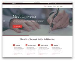 32 Best Lawyer Wordpress Themes For Law Firms And Attorneys 2019