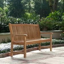 teak outdoor furniture melbourne bench