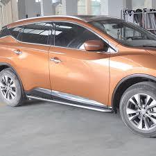 <b>Боковые подножки</b> V2 «Nissan Murano» 2014   гг. (2 шт ...