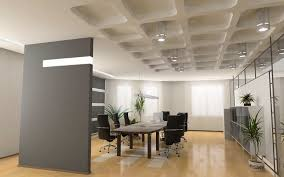 modern office look. Office Large-size Modern Interior Design With Elegant Professional Look Awesome Which Implemented Glossy E