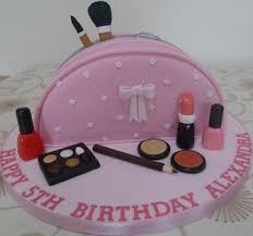makeup bag cake tutorial clarins cosmetics elf tortas cake tutorial elves and cake