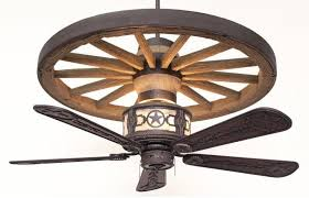 rustic ceiling fans. Copper Canyon Sheridan Wagon Wheel Ceiling Fan Rustic Ceiling Fans T