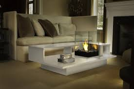 fireplace coffee table  coffee table decoration