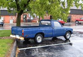 Curbside Classic: 1982 Toyota Truck – When Compact Pickups Roamed ...