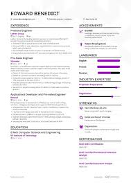 Team player with a quick learning capability. Sales Engineer Resume Samples A Step By Step Guide For 2021 Enhancv Com