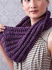 Knit Infinity Scarf Pattern Beauteous Infinity Scarf Patterns 48 Amazing And FREE Patterns Interweave