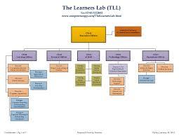 Cfo Organizational Chart Tll Org Chart