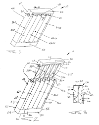 Hood Grease Filter Patent Us20120247074 Double Helix Grease Filter Google Patents