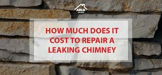 fireplace repair cost chimney leaks are common issues particularly in older homes and in homes with