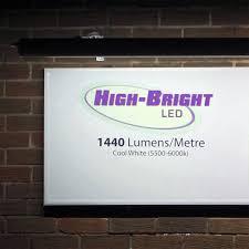 bright led trough lighting