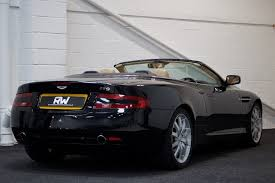 aston martin db9 convertible black. aston martin db9 convertible black t