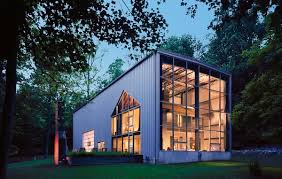 Metal building homes  modern and eco-friendly home construction ...