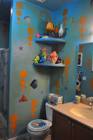 Bathroom Fish Decor Disney Finding Nemo Bathroom Decorating Dory Wwwmydisneylove