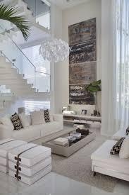 casa em tons de branco com muito charme contemporary living