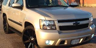 n2deepjds 2007 Chevrolet Tahoe Specs, Photos, Modification Info at ...