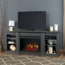 grand electric fireplace antique grey grand electric fireplace by real flame 62 inch grand cherry electric