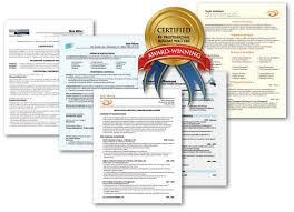 Professional Resume Writing Examples For Nearly Every Career | Free ...