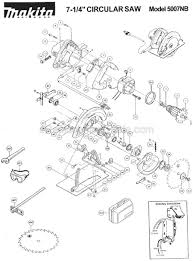 Makita circular saw parts diagram 7 pole wiring diagram jeep wire makita 9227c accessories 37 makita