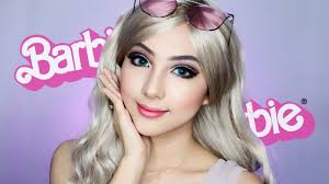 barbie doll makeup transformation