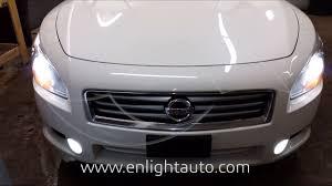 Diy 2007 2014 Nissan Maxima Led Fog Light Installation