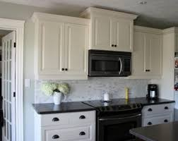 kitchen cabinets and countertops white kitchen cabinets with dark granite countertops simple