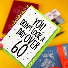 Die 20 Besten Ideen Für Lustige Geburtstagswünsche Zum 60 Geburtstag