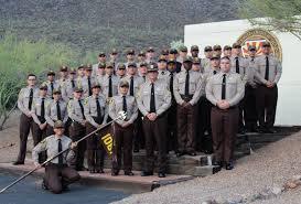 Arizona Correctional Officer