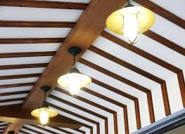 vaulted ceiling lighting fixtures. Fine Ceiling Wood Ceiling Light Fixture Concrete And Vaulted With Hanging  Lamps Rustic Throughout Vaulted Ceiling Lighting Fixtures