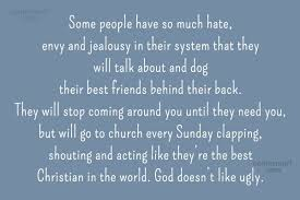 Christian Quotes On Jealousy Best Of Jealousy Quotes Sayings About Haters Images Pictures Page 24