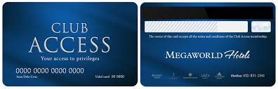 Hotel Accommodations Cards Megaworld Hotels Launches Club Access Card For Exclusive Perks