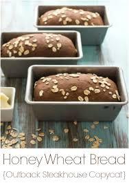 outback steakhouse copycat honey wheat bread